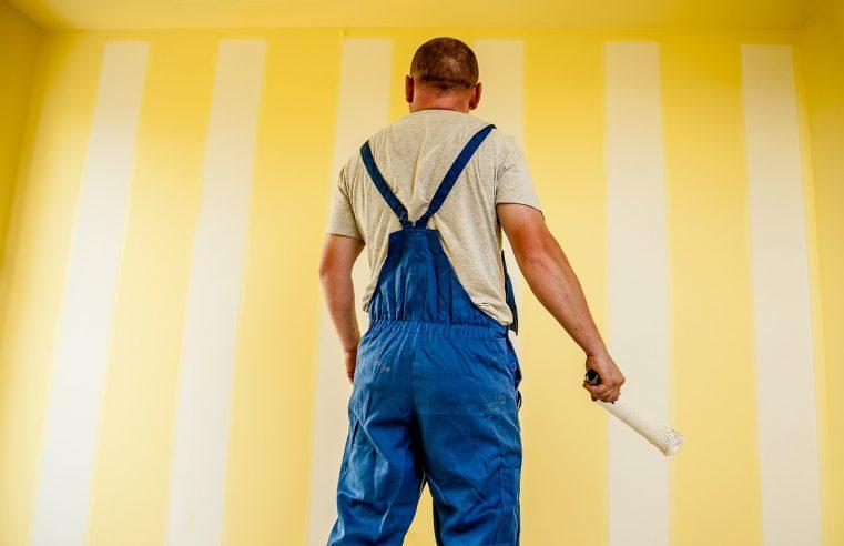Malowanie mieszkań: czy warto samodzielnie?