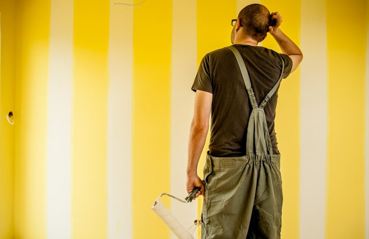 O malowaniu mieszkań słów kilka